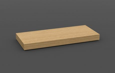 Oak shelf thumbnail